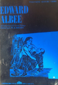 Edward Albee: A Collection Of Critical Essays (Ed.)